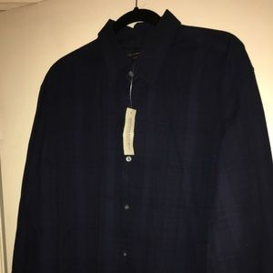 Banana Republic long sleeve shirt-subtle pattern